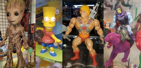 Misfit Toys