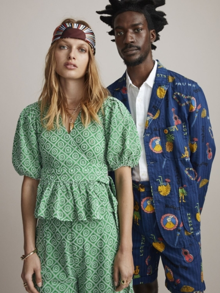 International clothing brand Scotch & Soda Amsterdam Couture is set to open its first Austin-area store in Domain Northside this spring. (Courtesy Domain Northside)
