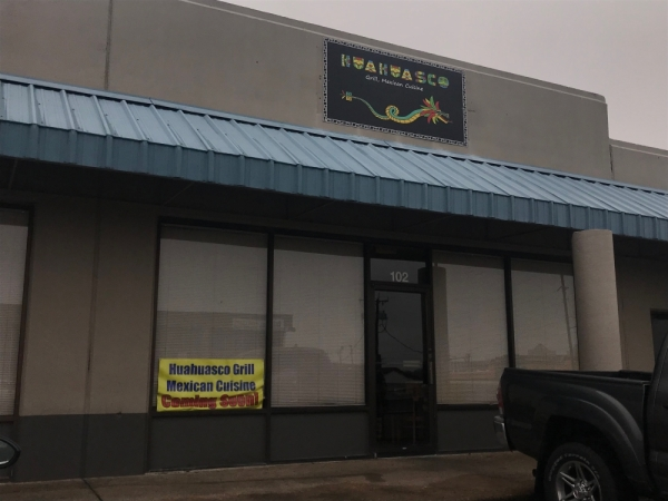 The restaurant's menu features breakfast tacos, tacos, enchiladas and taquitos, among other offerings. (Kelsey Thompson/Community Impact Newspaper)