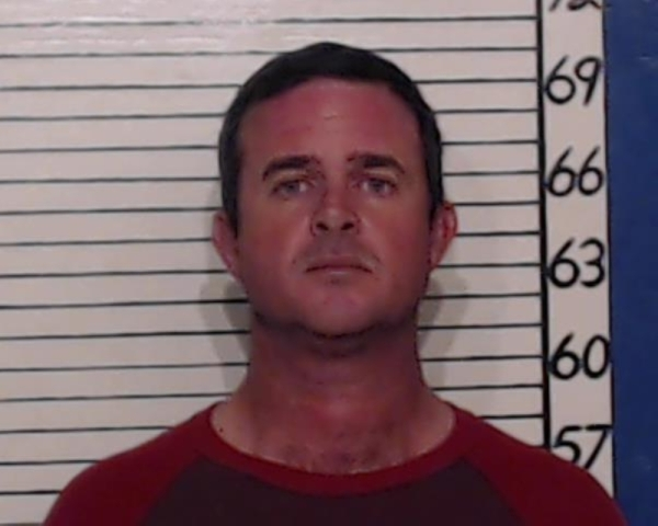 Jason Pence was arrested Feb. 11. (Courtesy Comal County)