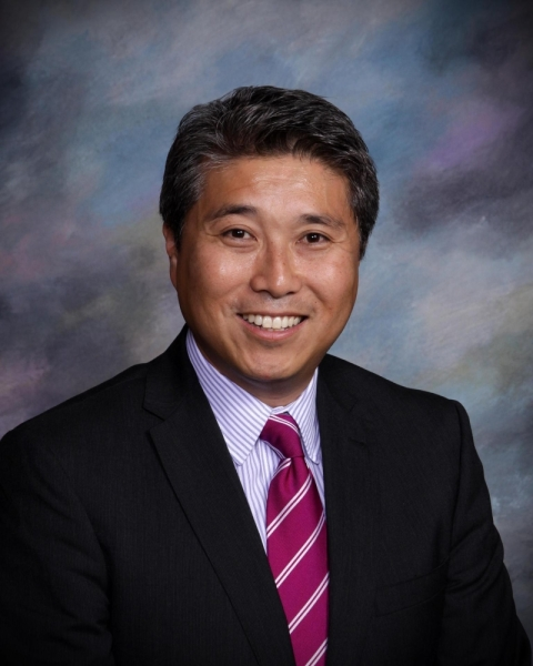 CISD Superintendent Andrew Kim's contract was extended through 2025. (Courtesy of Comal ISD)