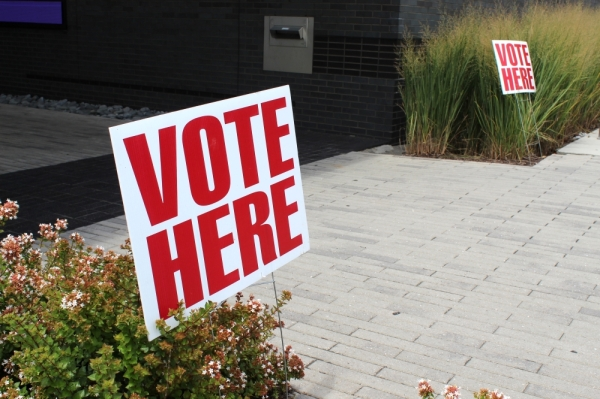 Early voting for the March 3 primary election begins Feb. 12 in Williamson County. (Dylan Skye Aycock/Community Impact Newspaper)