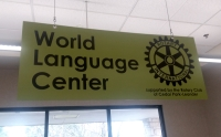 Cedar Park Public Library will dedicate its World Language Center at 9:30 a.m. Feb. 15. (Brian Perdue/Community Impact Newspaper)