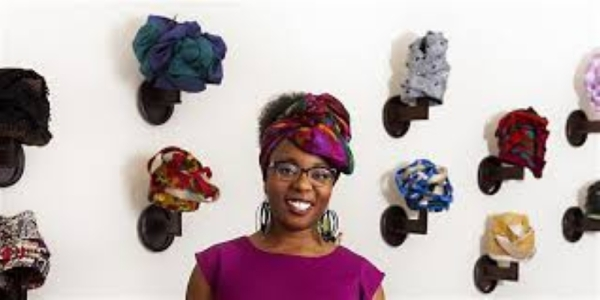 Heart of the Headwrap with Chesley Antoinette.