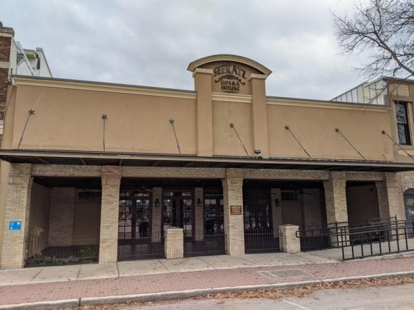 Seekatz Opera House (Warren Brown/Community Impact)