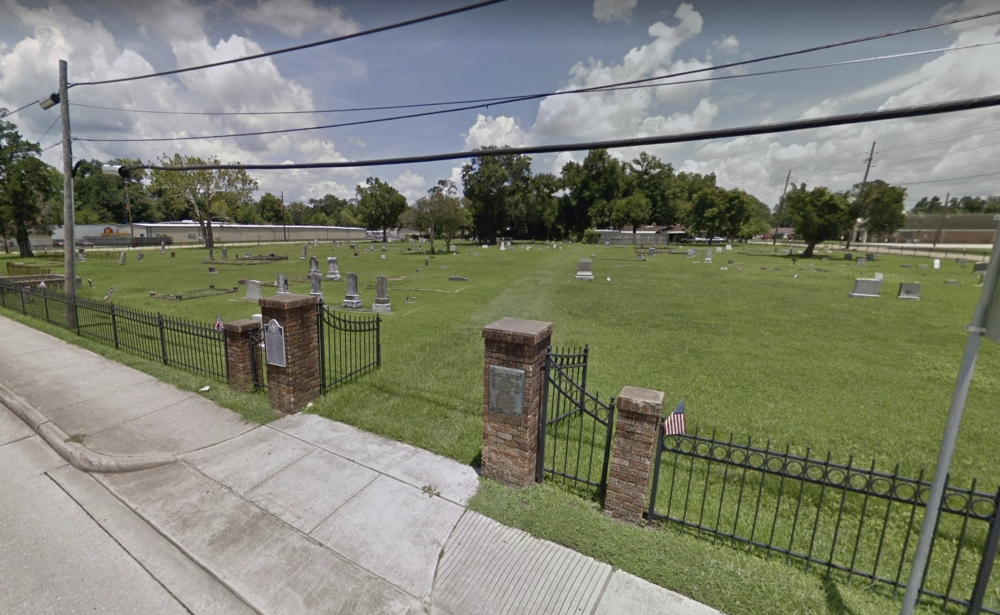 The Humble Cemetery has been under the care of the city for more than a decade. (Courtesy Google Maps)