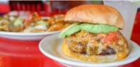 Chapps Burgers in Keller will relocate to a larger building in Keller Town Center by summer 2021. (Lauren Canterberry/Community Impact Newspaper).