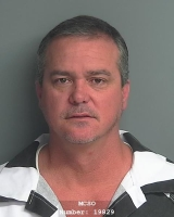 Council member Duane Ham was arrested during a traffic stop for driving under the influence. (Courtesy Montgomery County Sheriff's Office)