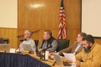 A photo of Dripping Springs City Council.