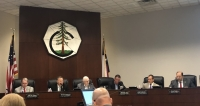 Conroe City Council meets at 300 W. Davis St., Conroe. (Community Impact Newspaper staff)