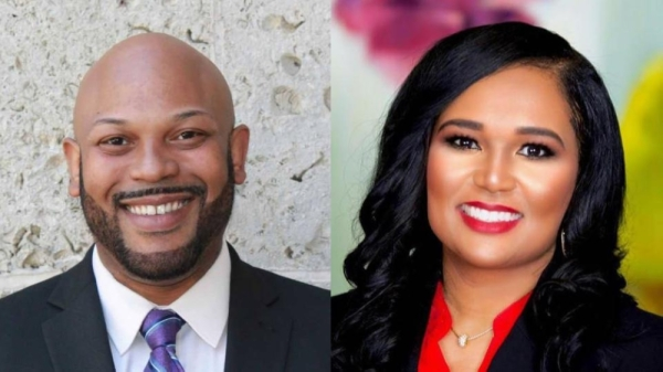 Ashton P. Woods is challenging incumbent Texas House District 146 Representative Shawn Thierry.