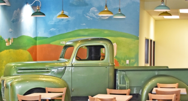Green Truck Cafe opened Feb. 11 in Lewisville. (Courtesy Green Truck Cafe)