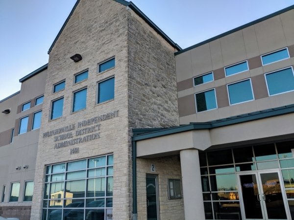 Pflugerville ISD adminstration building