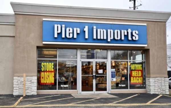Pier 1 Imports in in the process of closing 450 stores nationwide. (Hunter Marrow/Community Impact)