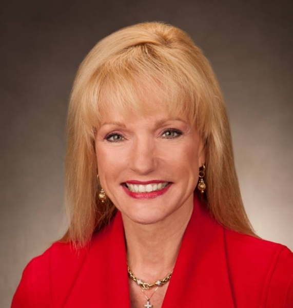 Gov. Greg Abbott's office announced Nelda Luce Blair's appointment to the Texas Public Safety Commission in January. (Photo courtesy Nelda Luce Blair)