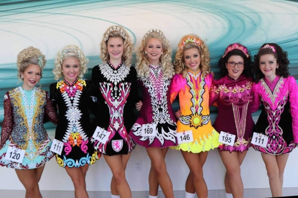 The McTeggart Irish Dance School relocated from Magnolia to Tomball in January. (Courtesy The McTeggart Irish Dance School)