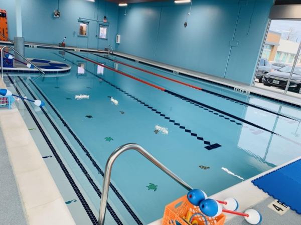 FINS of Grand Parkway North is the swim academy's fifth area location. (Photo courtesy FINS)