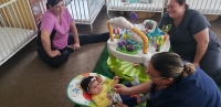 Annunciation Maternity Home provides day care while moms work or are in school. (Ali Linan/Community Impact Newspaper)