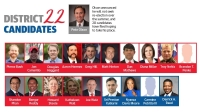 District 22 graphic