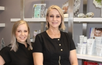 Flawless Skin Lounge owners