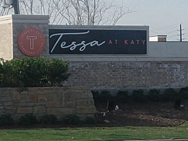 The Tessa at Katy is coming soon. (Susan Rovegno/Community Impact Newspaper)
