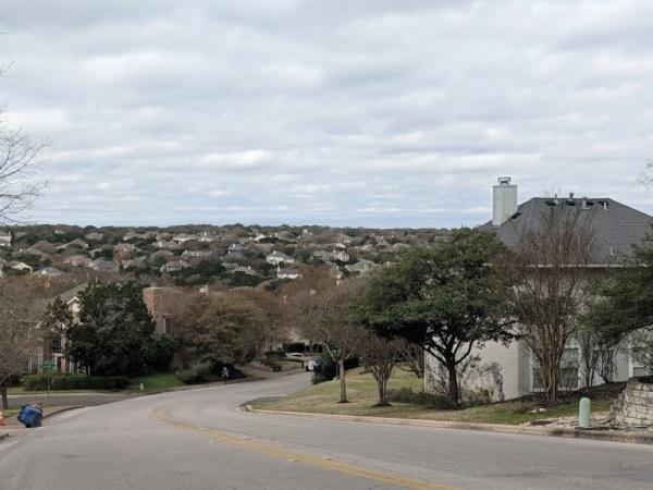 Northwest Austin neighborhood