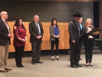 Gilbert Town Council, Jenn Daniels, Eddie Cook, Jared Taylor, Brigette Peterson, Scott Anderson, Aimee Yentes, Jordan Ray