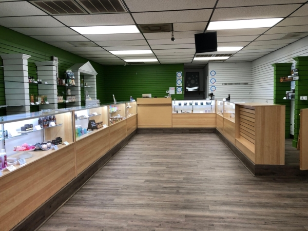 The storefront will open Feb. 24. (Courtesy Natural Ways CBD and More)