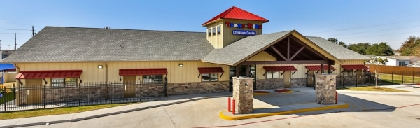 Texas Kids Childcare is now open on Enchanted Creek Drive, near the FM 529 intersection.