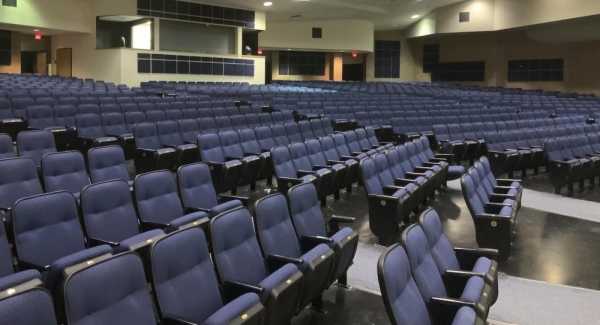 The McKinney ISD board of trustees approved purchasing 1,049 new seats for an amount not to exceed $429,502 at its Jan. 24 meeting. (courtesy McKinney ISD)