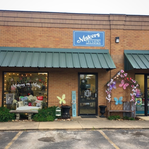 Makers on Main of Lewisville will relocate in March. (Photo courtesy Makers on Main)