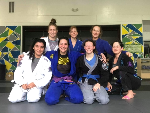 The Brazilian jiujitsu gym, which will celebrate its fourth year in business in late March, offers classes for adults, teenagers and children. (Courtesy Maozinha Brazilian Jiu Jitsu)