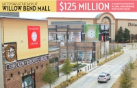 The Shops at Willow Bend is continuing with a $125 million expansion project that includes the mall's now-open restaurant district. (Daniel Houston/Community Impact Newspaper)