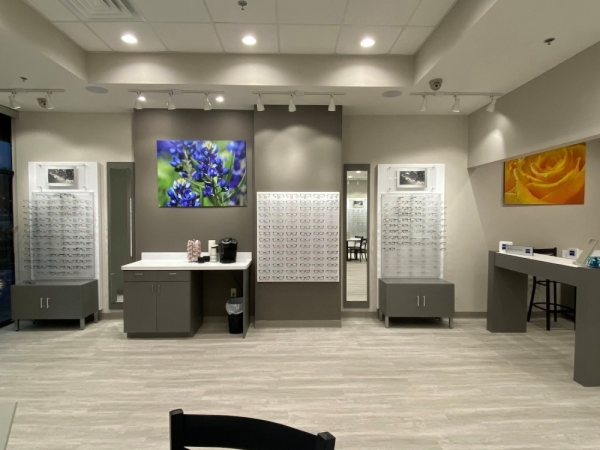 Texas State Optical is now open to provide eye care to Colleyville. (Courtesy Texas State Optical)