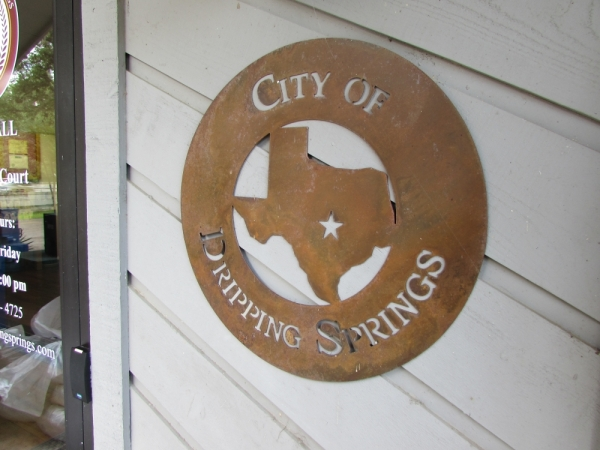 Dripping Springs has received two grants from the Texas Department of Transportation to complete sidewalk improvements projects. (Nicholas Cicale/Community Impact Newspaper)