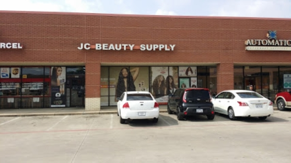 JC Beauty Supply at the intersection of Beach Street and Golden Triangle Boulevard closed in December. (Courtesy Google)