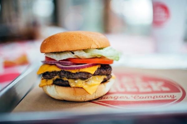 Hat Creek Burger Co. opened Feb. 19 in Roanoke. (Courtesy Hat Creek Burger Co.)