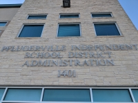 Pflugerville ISD administration building