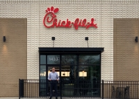 The third Chick-fil-a will be located at 1433 N. I-35, San Marcos. (Courtesy Chick-fil-a)
