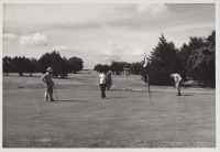 Lions Municipal Golf Course in 1941 (Courtesy Austin History Center)