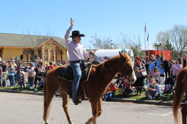 Gallery Sam Houston Trail Riders Trot Into Tomball