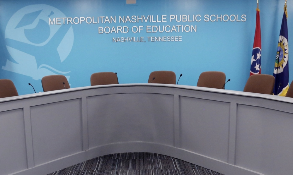 The next MNPS superintendent is expected to be announced by the end of March. (Courtesy Metro Nashville Public Schools)