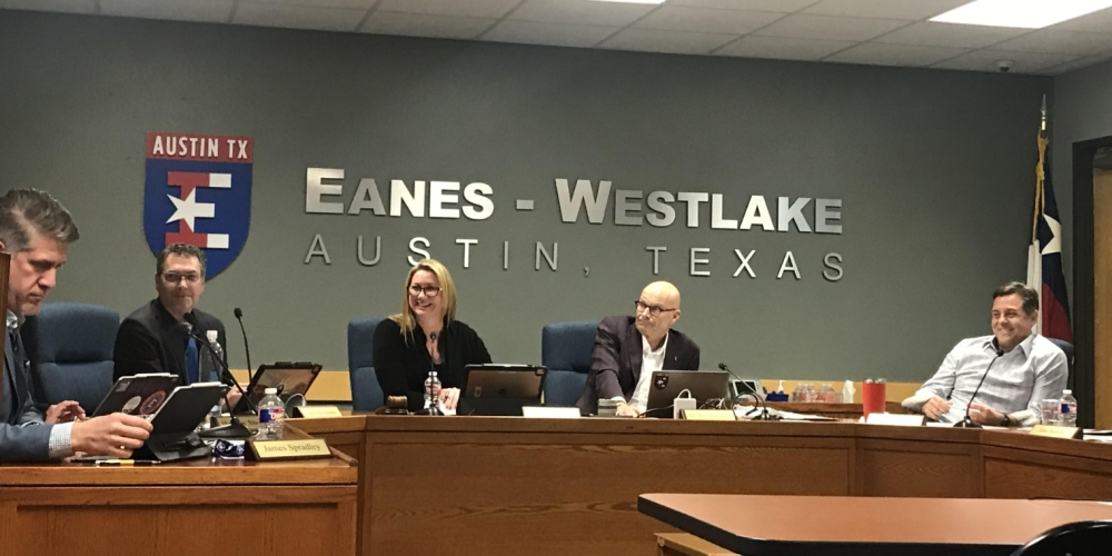 The board of trustees approved a resolution for the option to enter a tax rate election for two additional golden pennies. (Amy Rae Dadamo/Community Impact Newspaper)