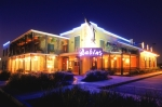 The seafood house's two other locations in The Woodlands and Katy remain open. (Courtesy Landry's Inc.)