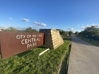 Bee Cave's Central Park could benefit from a partnership between the city and West Travis County Public Utility Agency. (Brian Rash/Community Impact Newspaper)
