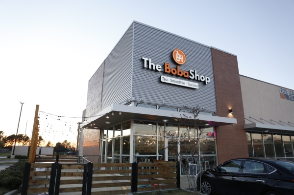 The Boba Shop opened a second location at 2117 N. Freeway, Ste. 100, Spring in early February. (Courtesy The Boba Shop)