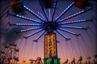 Wolf Ranch Town Center carnival runs through March 1. (Courtesy Adobe Stock)