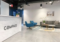 Compass relocated its office to Rollingwood Center III on Bee Caves Road in mid-February. (Courtesy Compass)