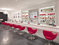 The Cherry Blow Dry Bar in Missouri City opened on Feb. 18. (Courtesy Cherry Blow Dry Bar)