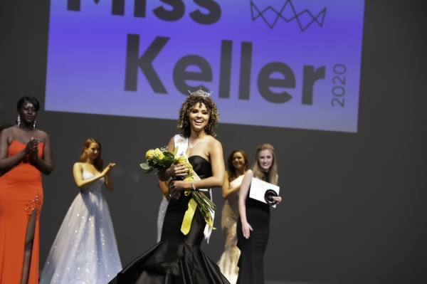 The Miss Keller Scholarship competition crowned 2020 Miss Keller Ellie Breaux on Feb. 8. (Courtesy Miss Keller Scholarship Organization)